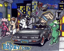 The Brony Show by Sketchywolf-13