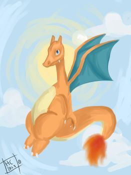 Charizard by Hiipster-coffee