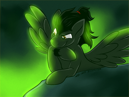 Iron Feather as Scar. by BritishStarr