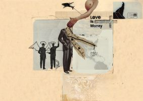 Love is money by Never-effects