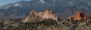 Garden of the Gods by Paleos