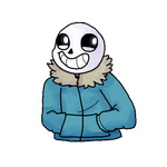 Sans Gif by TeamRocketJess