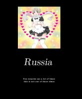 Russia....Maid by MyWorstNightmares