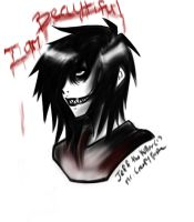 Jeff the Killer by TheNamelessHolocaust