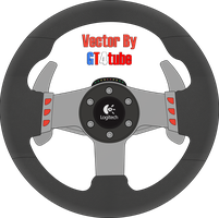 Logitech G27 Steering Wheel - Vector by GT4tube