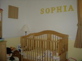 Baby's Room Stock by coldstock