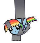 Rainbow Chubby's in Trouble! by TheWhisperingSoul