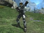 Wyoming in Halo Reach by KATTALNUVA