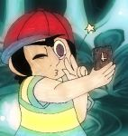 Ness- King of Selfies by Mappy-Missus