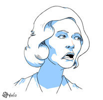 Warmup-Blanche-Reefer Madness by cmbarnes