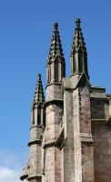 Lowther Castle 4 by GothicBohemianStock