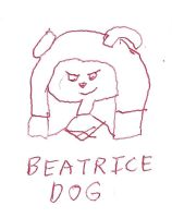 Beatrice Dog by dth1971