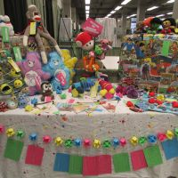 Oy Plushies at Big 80's Weekend by oywiththeplushies