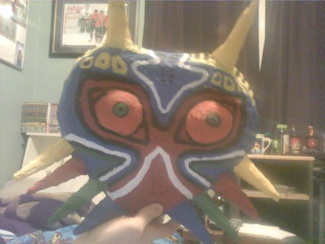 Majoras Mask by ZombieT-Bag