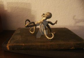 Octopus by MoriahKristine