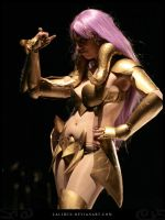 Cosplay Saint Seiya by CaLibuX