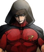 Tim drake by NOSSO-codeN