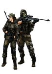 BF4 RU Recon class (color) by i-am-thomas