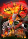 Comm: Clash of wind and fire by HronawmonsTamer