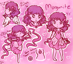 Morganite Reference Sheet by Jrynkows