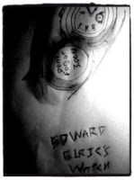 Edward Elrics watch. by DarkKinightWatcher