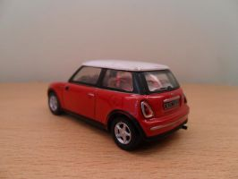 Toy Mini Cooper by tracysuzanne