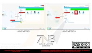 [ 2012 theme ] 7N8 Windows Light Metro by HKK98