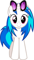 Vinyl Scratch by Zacatron94