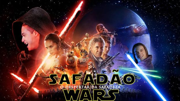 Safadao Wars - o despertar da safadeza by mendigoladrao