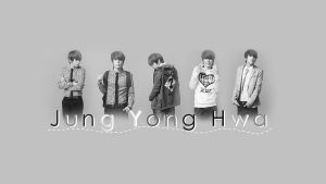 Jung Yong Hwa Wallpaper - NII by iheart-sj