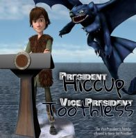 The Winning Ticket: Hiccup and Toothless by inhonoredglory