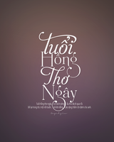 [TYPOGRAPHY]  young love by voicon9991999