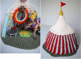 crochet benefit mr kite 3 by meekssandygirl