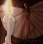 The Flame and The Moth by Porcelain-Requiem