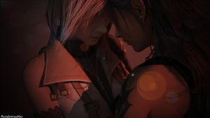 Fang and Lightning by Residenteebles