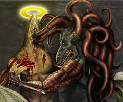 Monsters' Fatality by Snook-8