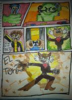 el tigre comic 5 by dragon3397