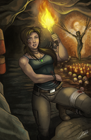 Tomb Raider Reborn by Holly-the-Laing