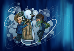 SPN Frozen Crossover by FrostPuppy96
