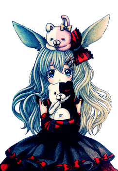 NesfateLP - Anime Bunny Ver. by HangNgaLePhan