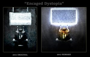 Remake II: Encaged Dystopia (2017) by ollieassault
