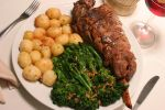 Pork Quarter with Potatoes 03 by Markhal