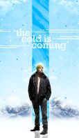 The Cold Is Coming by Icono-Graphic