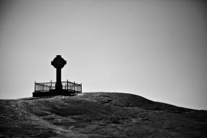 The Cross of Ansgar by Helkathon
