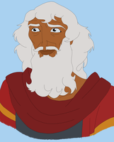 Moses, Age 120 by villains-doitbetter