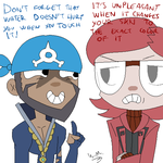 Maxie and Archie ouo by darklugia99