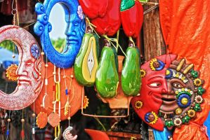 Mexican craftwork by jazzypao