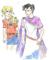 When Percy meets Annabeth... by Nobody426