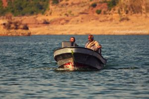 Jhelum River by meefro683