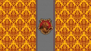 Gryffindor Crest by witcheewoman on DeviantArt
